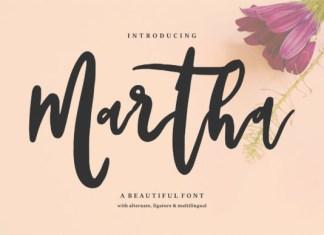 Martha Font