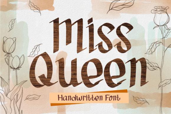 Miss Queen Font