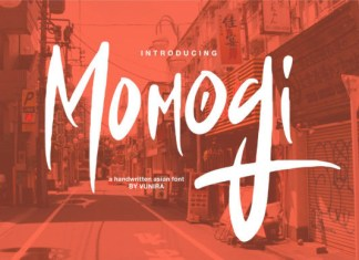 Momogi Font