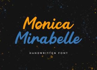 Monica Mirabelle Font