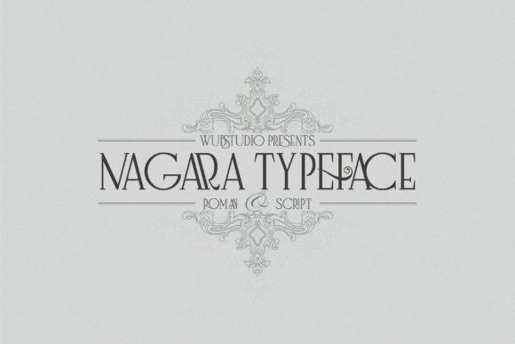 Nagara Font