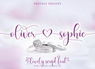 Oliver Sophie Font