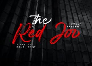 Red Joo Font