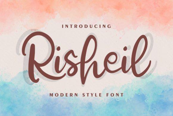 Risheil Font