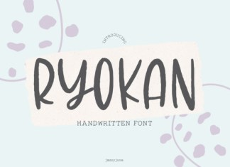 Ryokan Font
