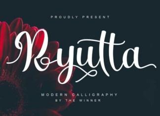 Ryutta Font
