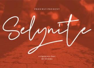 Selynite Font