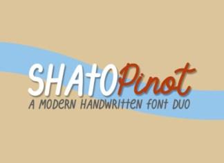 Shato Pinot Font