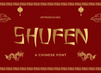 Shufen Font