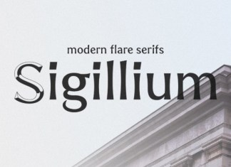 Sigillium Font