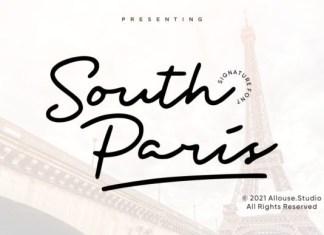 South Paris Font