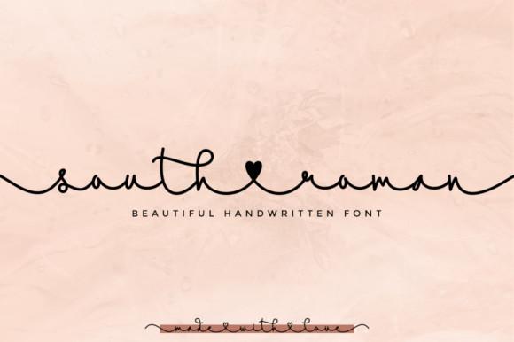 South Roman Font