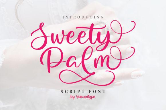 Sweety Palm Font