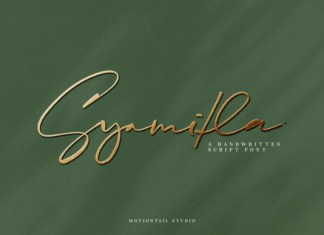 Syamitla Font