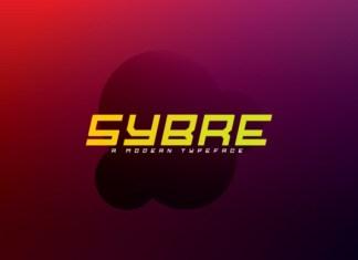 Sybre Font