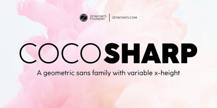 Coco Sharp Font
