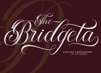 The Bridgeta Font