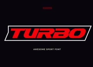 Turbo Font