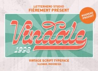 Vindale Font