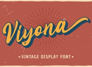 Viyona Font