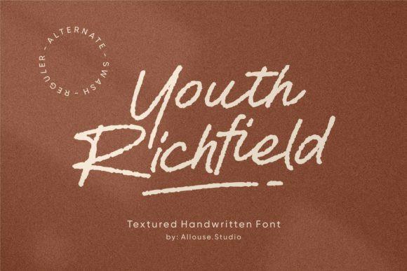 Youth Richfield Font