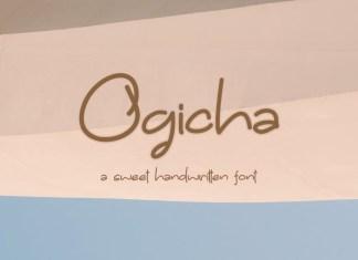 Ogicha Font