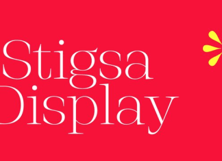 Stigsa Display Font