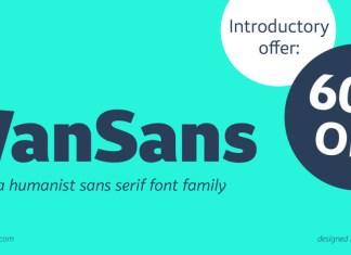 VanSans Font