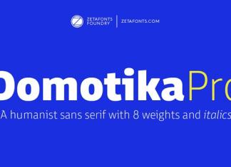 Domotika Font