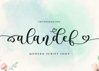 Alandef Font