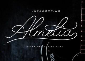Almelia Font