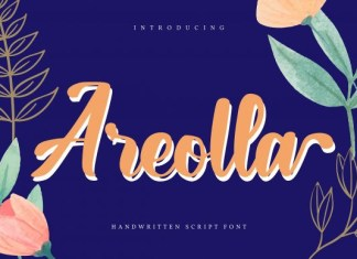 Areolla Font