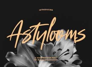 Astylooms Font