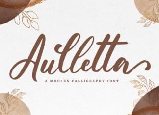 Aulletta Font