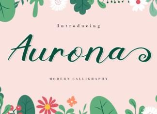 Aurona Font
