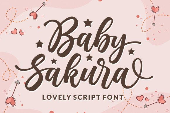 Baby Sakura Font