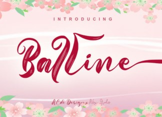 Balline Font