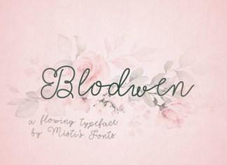 Blodwen Font
