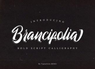 Brancifolia Font