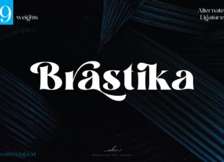 Brastika Font