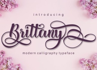 Brittany Font