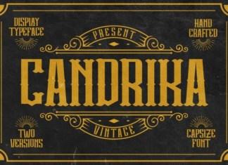 Candrika Font
