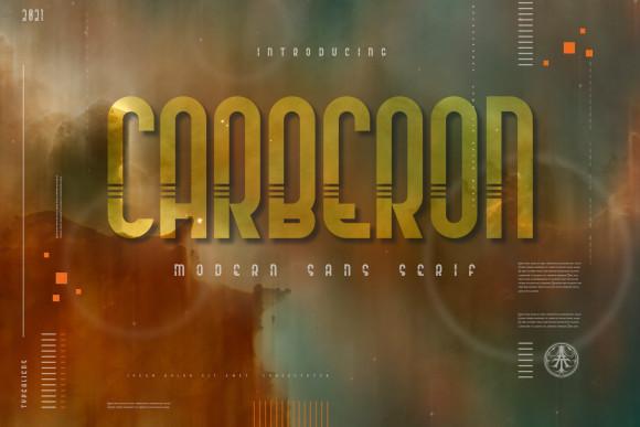 Carberon Font