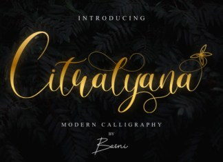 Citralyana Font