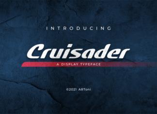 Cruisader Font