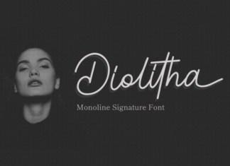 Diolitha Font