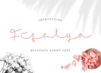 Fiselya Font