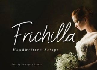 Frichilla Font