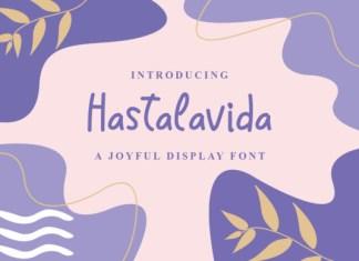 Hastalavida Font