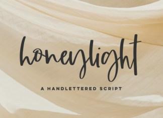 Honeylight Font